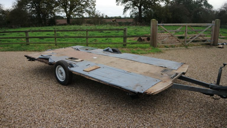 We've Bought a Caravan…Chassis!