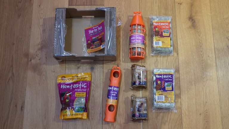 Product Review | Hentastic Starter Pack